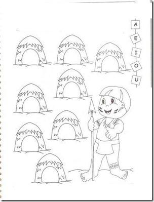 Dibujos De Pueblos Indigenas Para Colorear Imagui Car